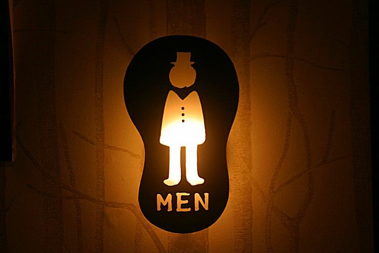 男性の症状について