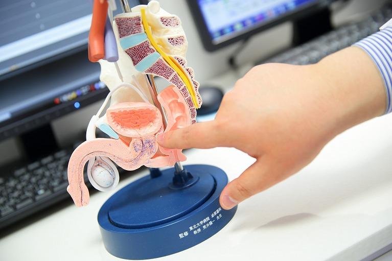 前立腺肥大症の症状